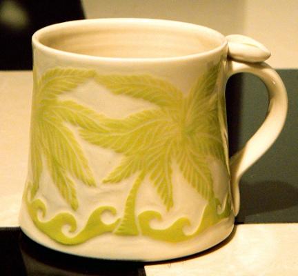Palm Mug 2